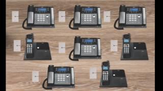 RCA 4-Line Phone System