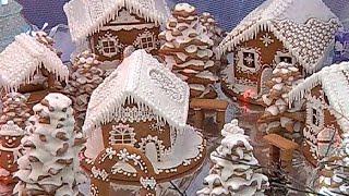 На выставке «Новогодняя сказка» продукцию представили около 40 ка предприятий Курской области