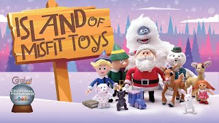 Island of Misfit toys Part I  Dec. 8, 2019