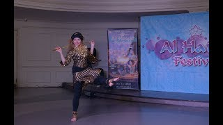 Alashtar Anastasiya - SAIDI | Al Hayat Festival 2018 | Танцы Гомель