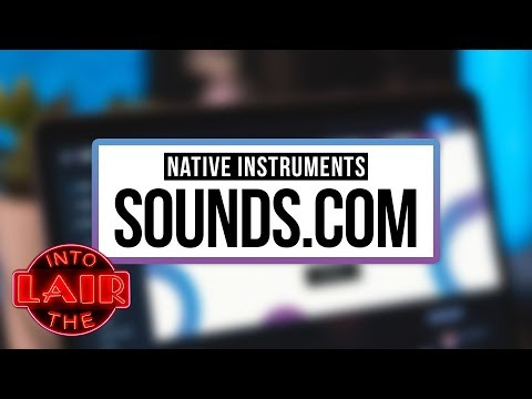 Native Instrument Sounds.com - Into The Lair #195