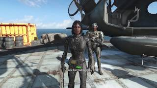 fallout 4 mods famas dks sniper rifle and operation manhattan