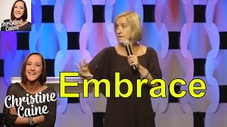 Christine Caine Undaunted Sermons 2016 - Embrace Your Place