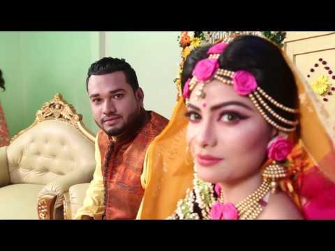 "Jamini & Piash's ""Gaye Holud"" Cinematography  (Full Video)"