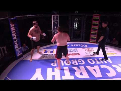 KCFA 21   John Orcutt vs Tyler Rowe