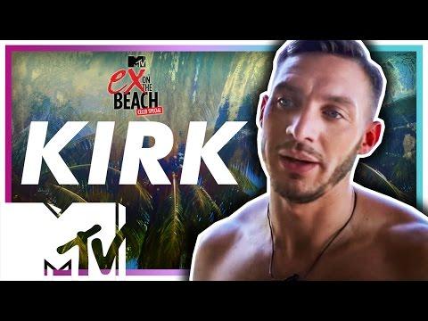 Ex On The Beach, Season 3 - Meet Kirk | MTV