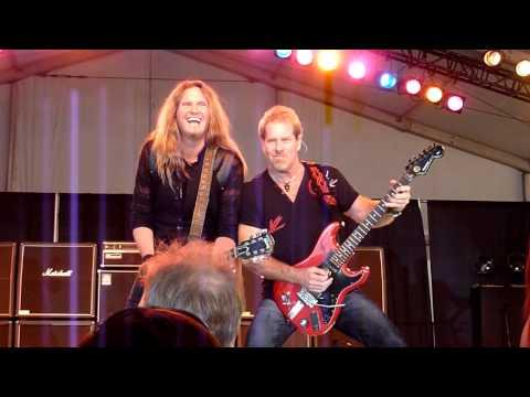 "Night Ranger - ""Touch of Madness"" - Live 07-05-2014 - Marin County Fair, San Rafael, CA"