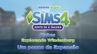 The Sims 4 - Junte-se a Galera - Um Pouco de Tudo - Gameplay
