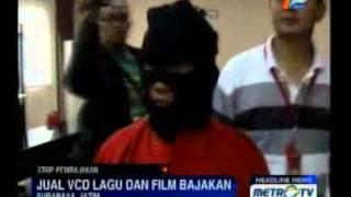 Video Polrestabes Surabaya Sita Ratusan VCD Bajakan download MP3, 3GP, MP4, WEBM, AVI, FLV Mei 2018