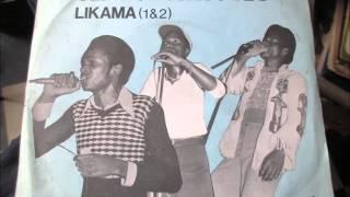 Les Djilamuley -  Likama pt1&2 Deep Congolese music !