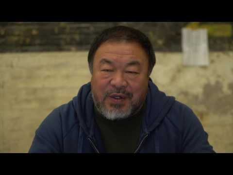 Ai Weiwei Message on the International Covenant on Civil and Political Rights
