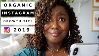 HOW TO GAIN 50K INSTAGRAM FOLLOWERS ORGANICALLY IN 2019 | With the Algorithm