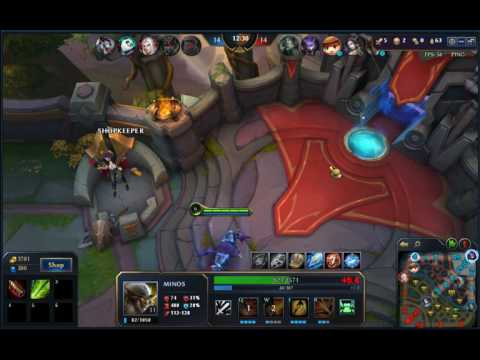 Heroes Evolved : First Play Minos