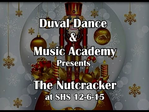 Duval Dance Studio Presents The Nutcracker 2015