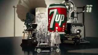 7UP [TVC VINTAGE - 15s] Sảng khoái cùng xu hướng Vintage