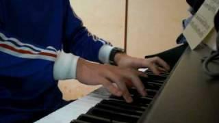 久石譲 (Joe Hisaishi) アシタカとサン Ashitaka And San もののけ姫 ピアノ