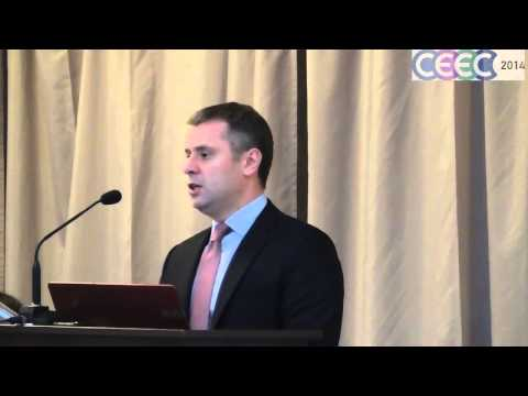 CEEC 2014 Panel V. V4 gas markets: integration and the secur