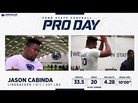 #PSUProDay - Jason Cabinda