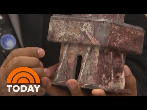 Neil deGrasse Tyson Show Off Cool, 'Random' Stuff Around His Office | Sunday TODAY