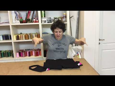 The leggings of Netta and her dancers by grava-active.com thumbnail
