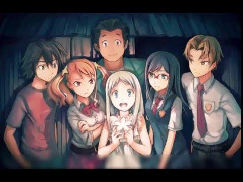 Ost Anime - OPENING - ANO HANA - Aoi Shiori - Galileo Galilie - LYRICS