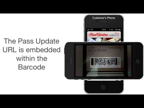 Implement Passbook stored value cards with PassKit