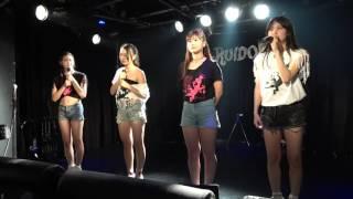 B-BG@池袋RUIDO K3(2016/08/20 1955) イベント名:イチサキミキ×えび...