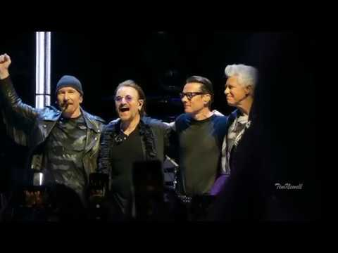 U2 City of Blinding Lights 4K, , HQ Audio  Chicago  May 23rd, 2018