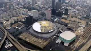 How the Saints stayed in New Orleans:  Remembering Hurricane Katrina