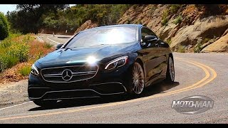 Mercedes-Benz S65 AMG Coupe 2015 Videos
