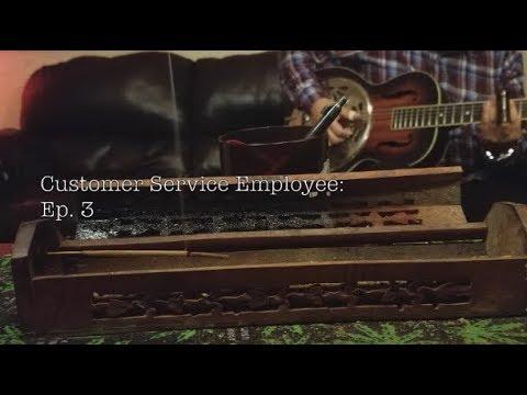 Customer Service Employee: Ep  3: Hector Ultreras