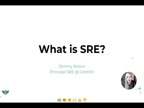 What is SRE?