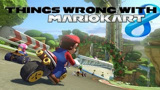 Things wrong in Mario Kart 8 that could be fixed.