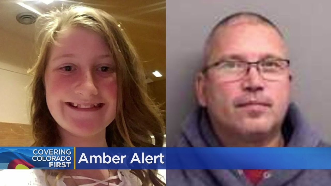 Amber alert and sex offenders