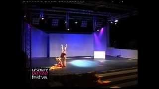Levante Danza Festival 2012  Passo a Due RAFFAELE PAGANINI