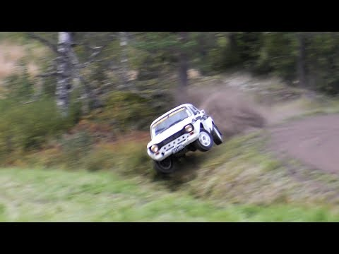 Sjöbergs gräv och transport Rallispecial, Raasepori (crash & action)