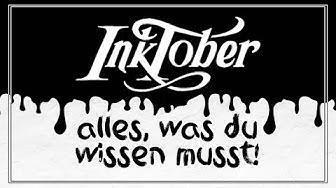 Was ist der INKTOBER?   Alle Infos   Drawinglikeasir