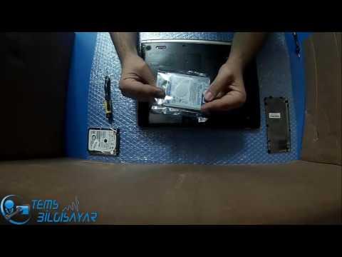 Notebook Harddisk Değişimi Laptop Harddisk Değiştirme