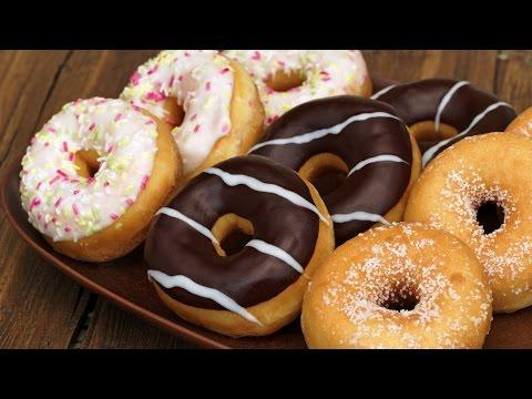 ★★★Рекламный ролик пекарни // Infomercial bakery Donuts