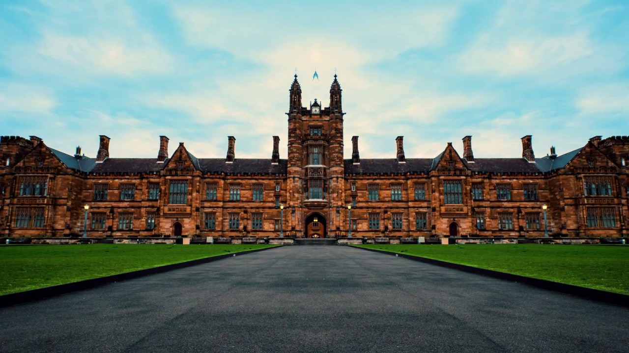 The University of Sydney, NSW