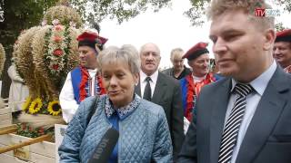 Wojewódzkie Święto Plonów w stolicy świętokrzyskich sadowników