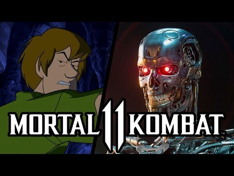 Mortal Kombat 11 - Shaggy is Out and Terminator is In? thumbnail