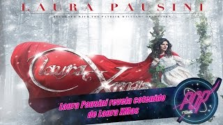 Laura Pausini revela contenido de Laura Xmas