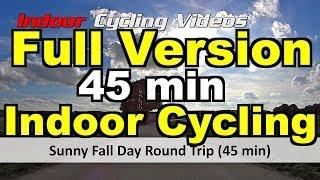 45 Minute Indoor Cycling Training - Bike Trip