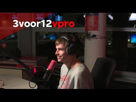 Bombay interview bij 3voor12 Radio