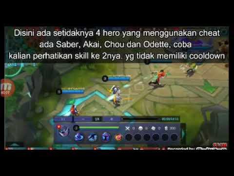 Bukti kecurangan Vietnam vs Indonesia di ARENA KONTES!!-MOBILE LEGEND
