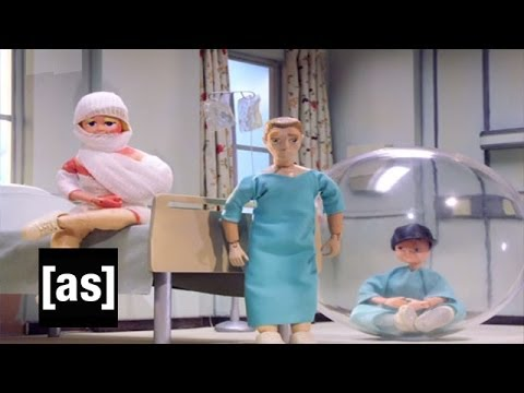 Intensive Care Bears  Robot Chicken I Adult Swim