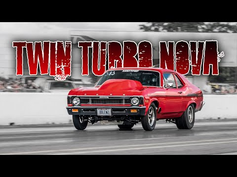 2000+ HP TWIN TURBO Nova Dominates!