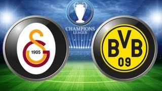 Previa del partido: Galatasaray vs Borussia Dortmund - Liga de Campeones - Fecha 3