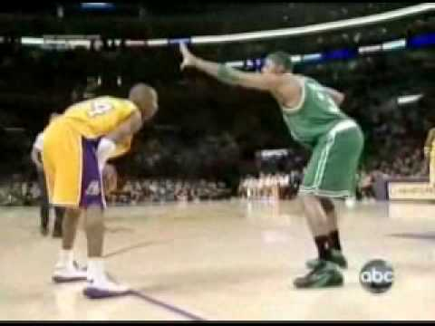 Rivalry Tribute-Lakers vs. Celtics